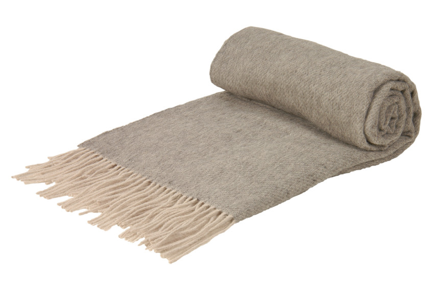 Carnegie Alpaca Throw